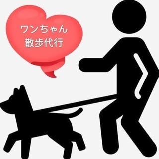 足立区ペットシッター/ワンちゃんのお散歩代行