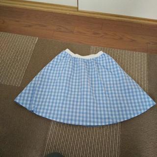 CECIL McBEE美品*チェックリバーシブルスカート