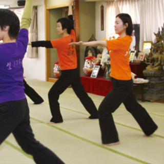 福岡・北九州で、有名な気のトレーニング(気功の大元と言われる気の導...