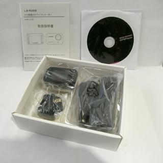 札幌 未使用! ドライブレコーダー DVR-Z720 GPS搭載 プロリンクジャパン La Rose  - 車のパーツ