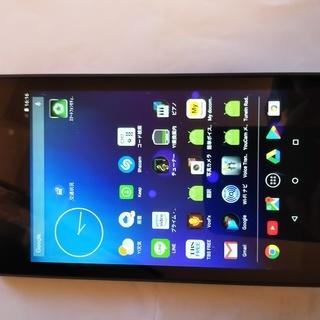 Google Nexus7 (2013) LTE モデル 32 GB