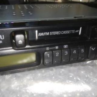 カーオーディオ ダイハツ純正 カセット ラジオ デッキ