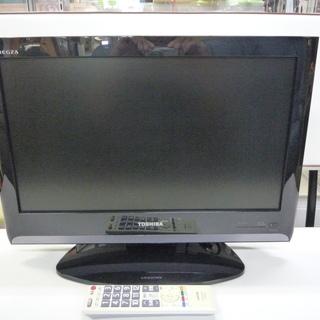 1ヶ月保証付 東芝 19型 液晶テレビ 地デジ専用 19A800...