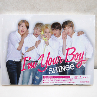 SHINee/シャイニー I'm your Boy 初回生産限定盤...
