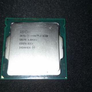 i3 4160 3.6GHz LGA1150 CPUのみ