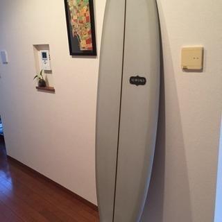 Almond surfboards Joy 6'8 ミッドレングス