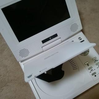 DVDプレーヤー 壊れてます。ジャンク品 電源アダプタありません...
