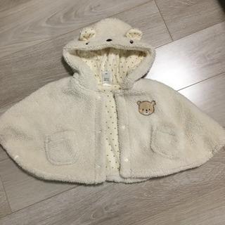 🌟子供服(80)🌟ケープ♫