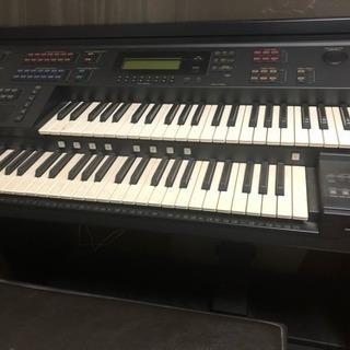 YAMAHA 電子ピアノ 椅子付き