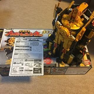 トッキュージャー  ハイパーレッシャテイオー ヒーロー戦隊 ロボット