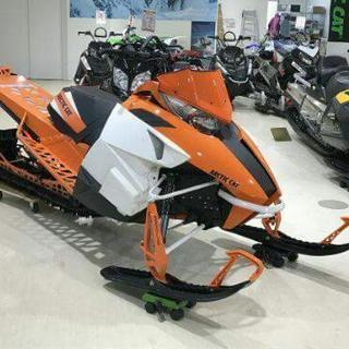 【値下げ】スノーモービル 2014 CAT  M8000  走行...