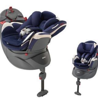 新生児対応  Aprica上位機種  ベッド型  高級チャイルドシート