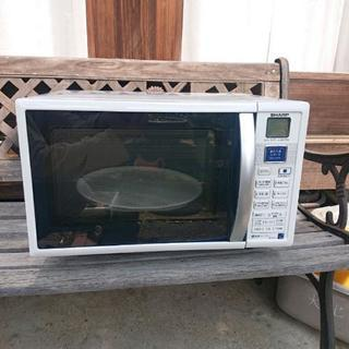2011年製 SHARP 電子レンジ(オーブン機能付き)
