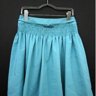Swingle ミントグリーンのスカート