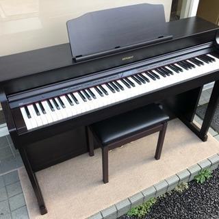 ♫ 中古電子ピアノ ローランド HP-603 CRS 2018年製 ♫