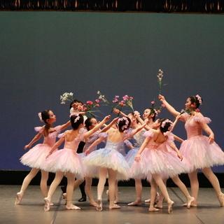 ヨーズクラシックバレエ♪さあ今日からバレリーナ、強く美しくしなやかに