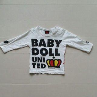 BABY DOLL Tシャツ70