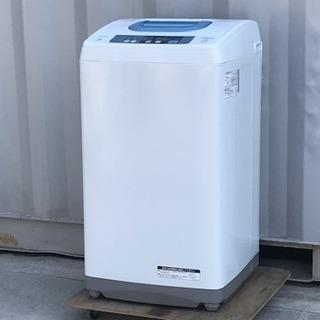 格安!!日立◇洗濯機 5kg 風乾燥◇2015年製◇スリム&コン...