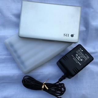 電子辞書(上級英語型)SII SL9000
