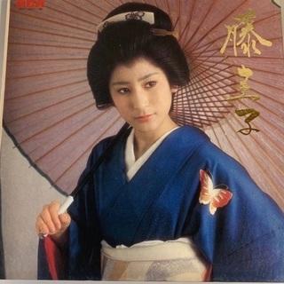宇多田ヒカルのお母様、藤圭子さんのLP BOX
