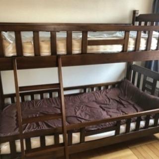 二段ベッド!まだまだ使えます!