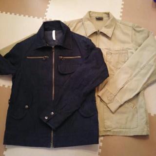 【値下げしました!】メンズジャケット 2着セット! Mサイズ