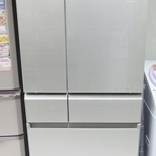 パナソニック パーシャル搭載冷蔵庫 6ドア冷蔵庫 大型冷蔵庫 N...