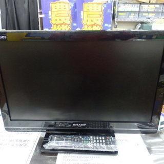 シャープ 液晶テレビ LC-22K5 2011年製 22インチ ...