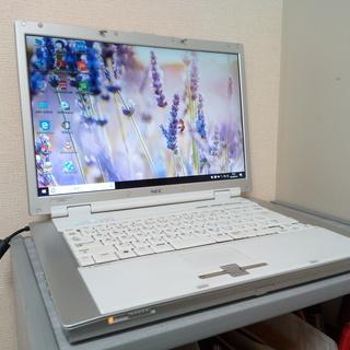 ノートパソコン NEC Lavie  LL550/J Windo...