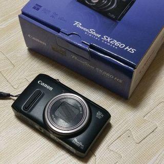 (決定しました) 3/14まで5000円 デジカメ Canon ...