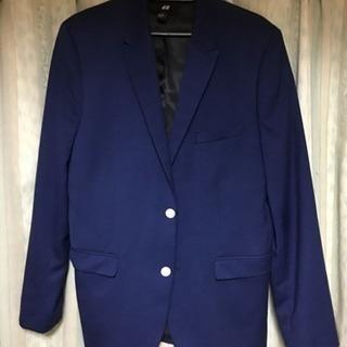 青系のジャケット