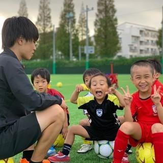 サッカースクール(春の入会金無料キャンペーン実施中)