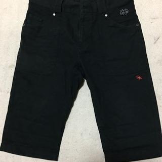 GOTCHA(ガッチャ)黒の半ズボン