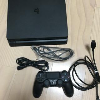 正規品PS4 予備コントローラ 付き