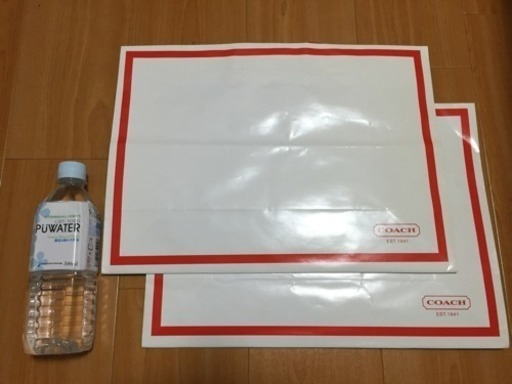 8bc6c8be30ff コーチ COACH 紙袋 ショッパー ショップ袋 ブランド (サジキヤ) 相武台前 ...