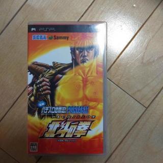 PSP パチスロ必勝法 北斗の拳 ゲームソフト