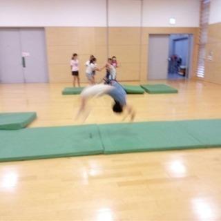 体操教室生徒募集