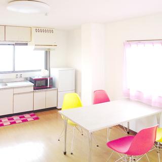 駅チカ☆ 角部屋♪ 1 LDK ☆ マンスリー  賃貸マンション(...