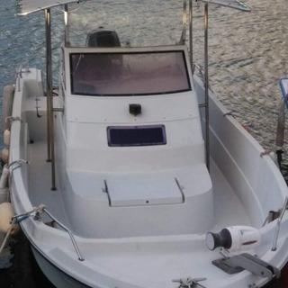 船 ヤンマー FX21-OB