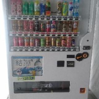 自動販売機設置 全商品100円
