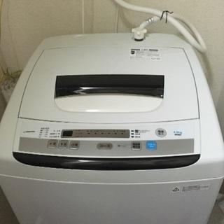 2016年製 マクスゼン 洗濯機 4.5kg