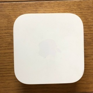 AppleのWiFiルーター、AirPlayセンターをお譲りします