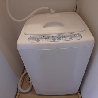 東芝 洗濯機4.5kg AW-104