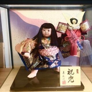 五月人形 寿礼作 美品 お持ち致します♡