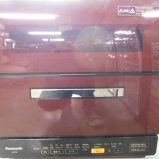 【J-1411】 パナソニック 食器洗い乾燥機 NP-TR8-T