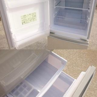 SHARP 137L プラズマクラスター 冷蔵庫  引き取り限定