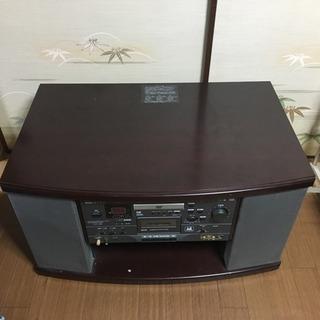 DENON DVD カラオケ、CD.カセット