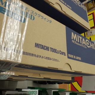 【引取限定】ミタチ 100mmディスクグラインダ MG100BD...