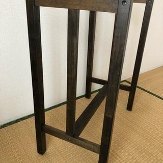 柵 テーブルの脚