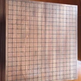 値下げ!!木製の囲碁盤